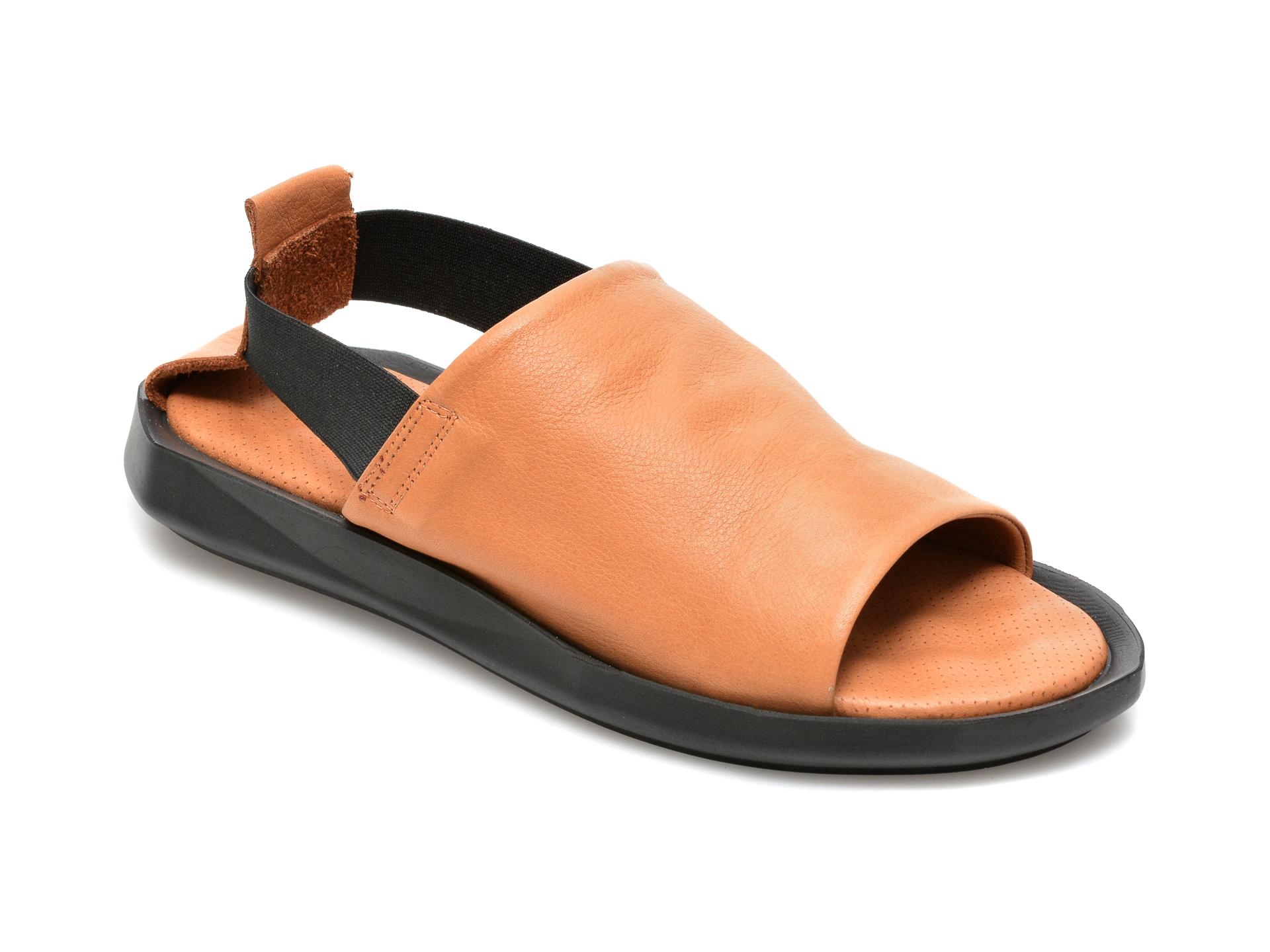 Sandale FLAVIA PASSINI maro, 42641, din piele naturala imagine otter.ro 2021