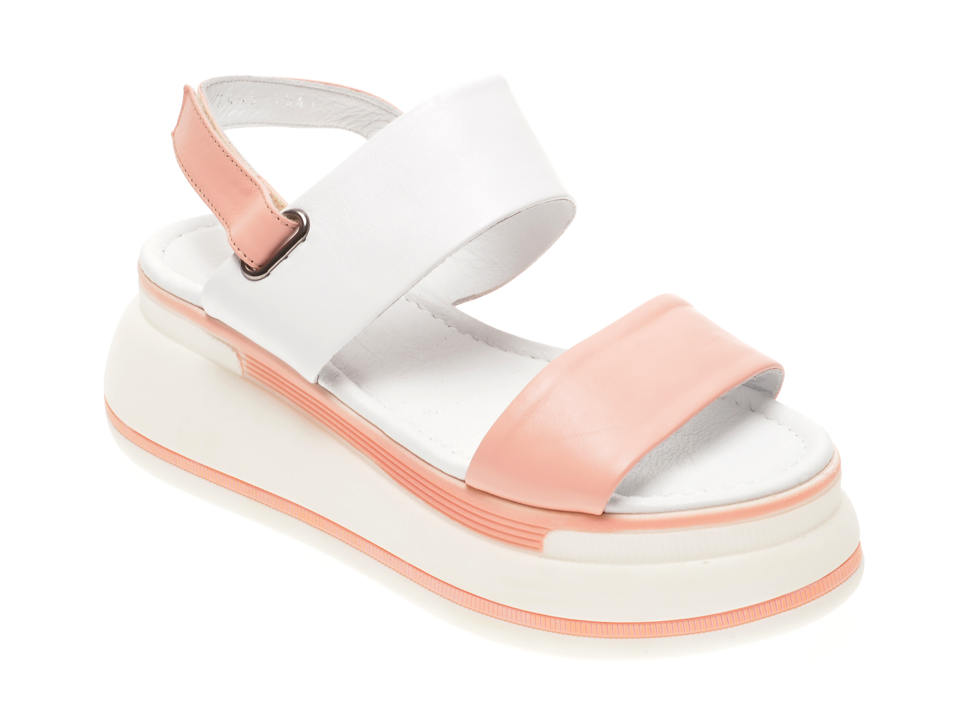 Sandale FLAVIA PASSINI roz, 1182485, din piele naturala