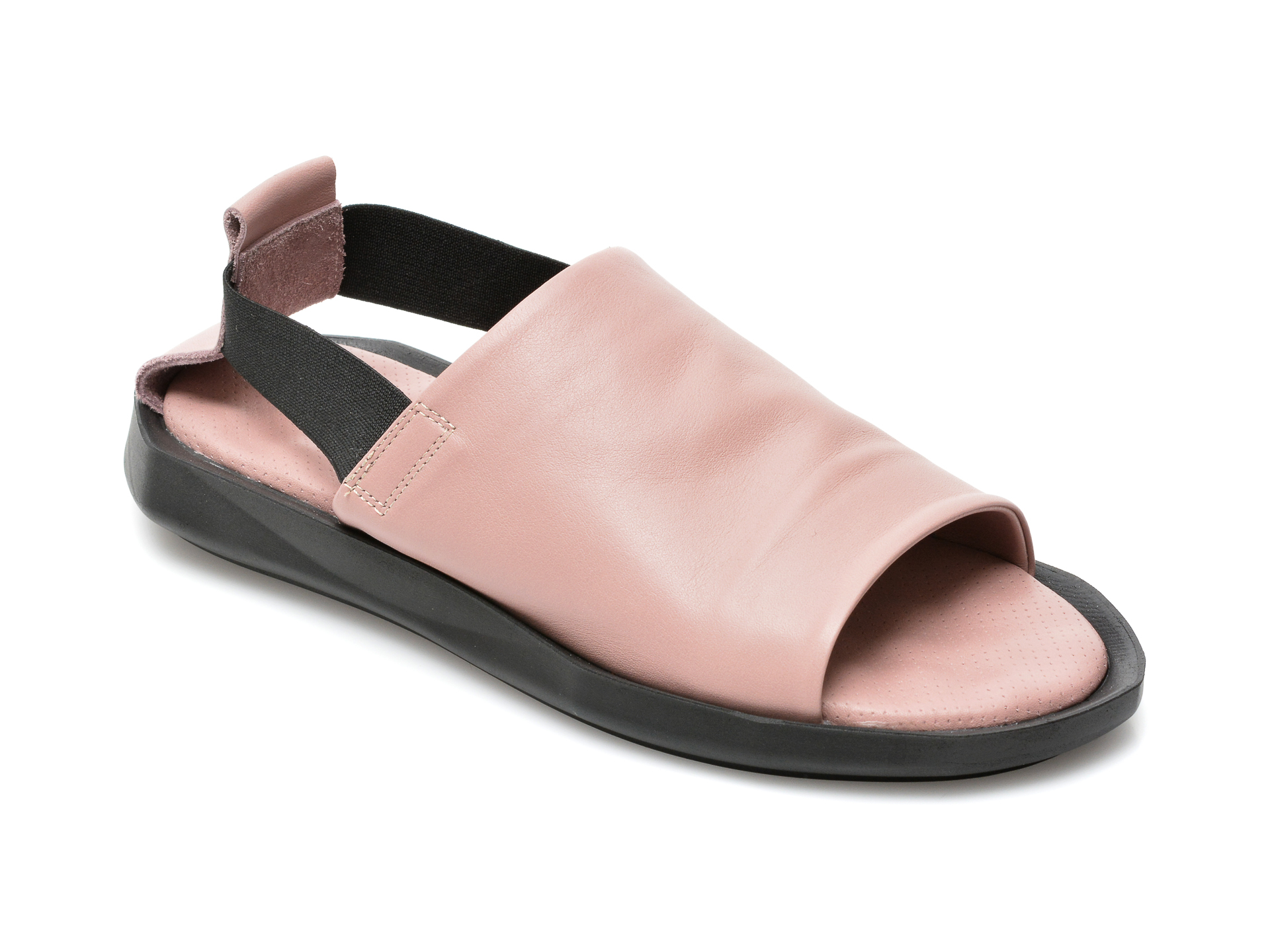Sandale FLAVIA PASSINI roz, 42641, din piele naturala imagine otter.ro 2021