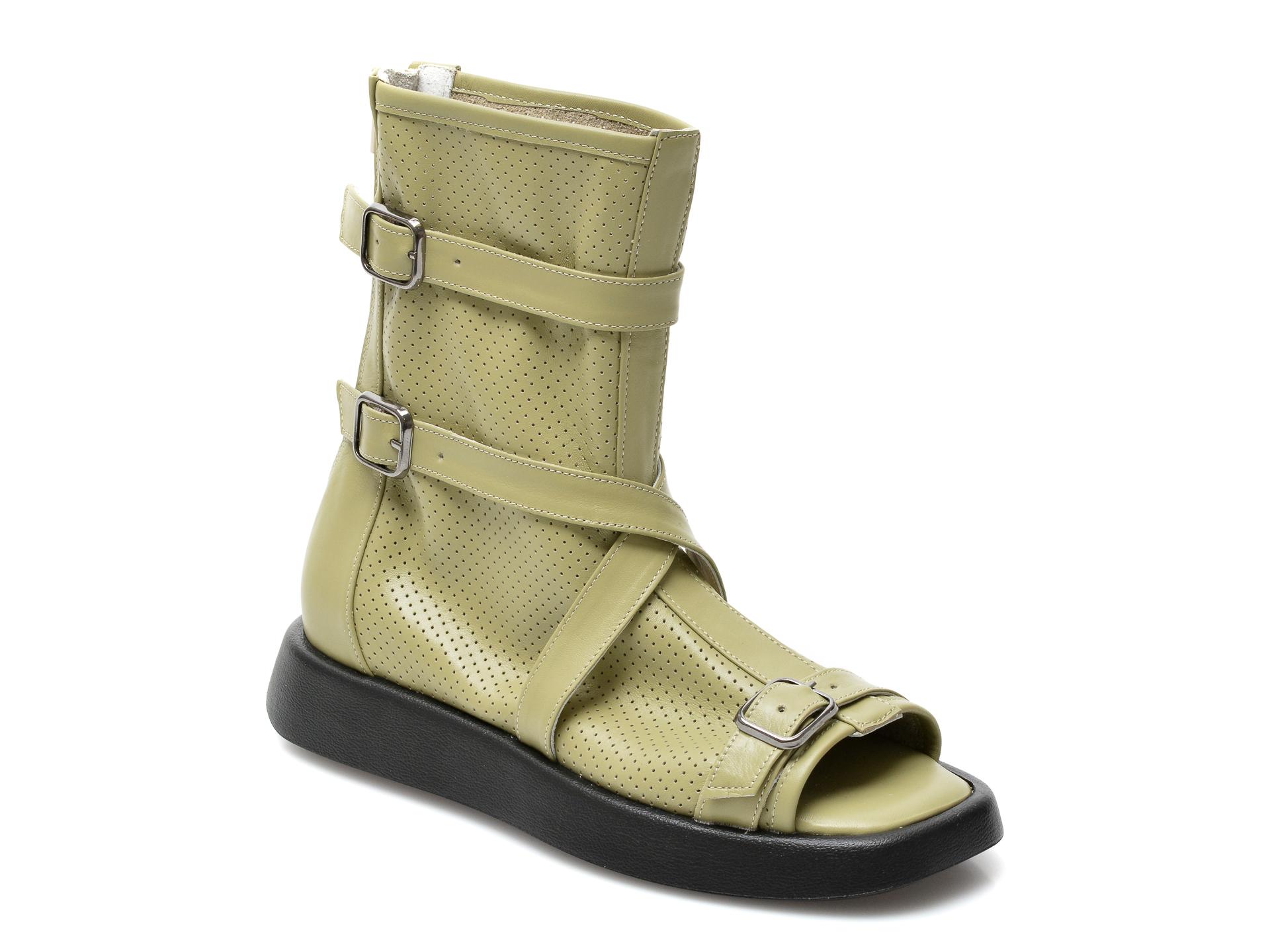 Sandale IMAGE, 4443760, din piele naturala imagine 2021 Image