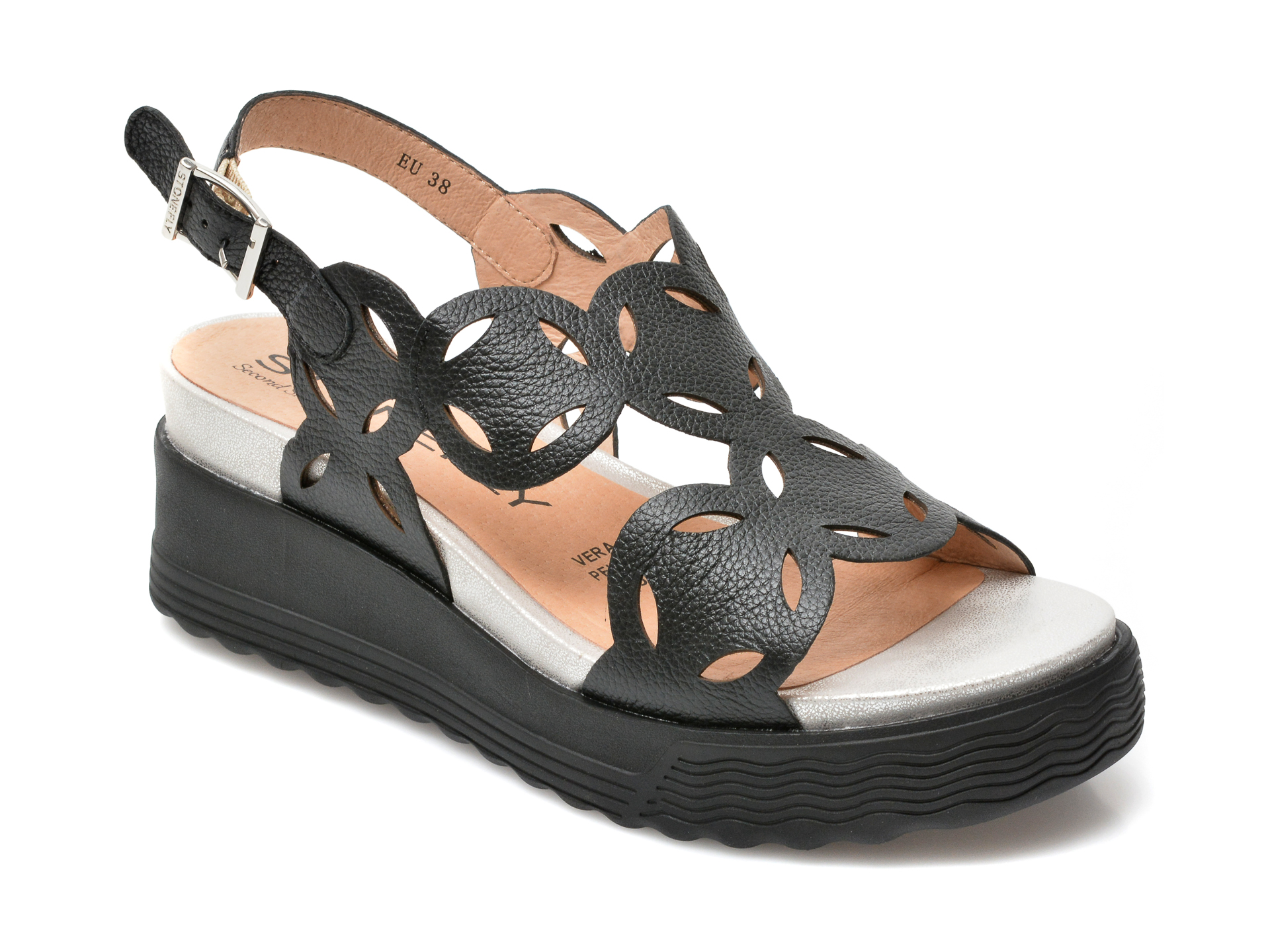 Sandale KAT MACONIE FOR EPICA roz, FRIDA, din piele naturala