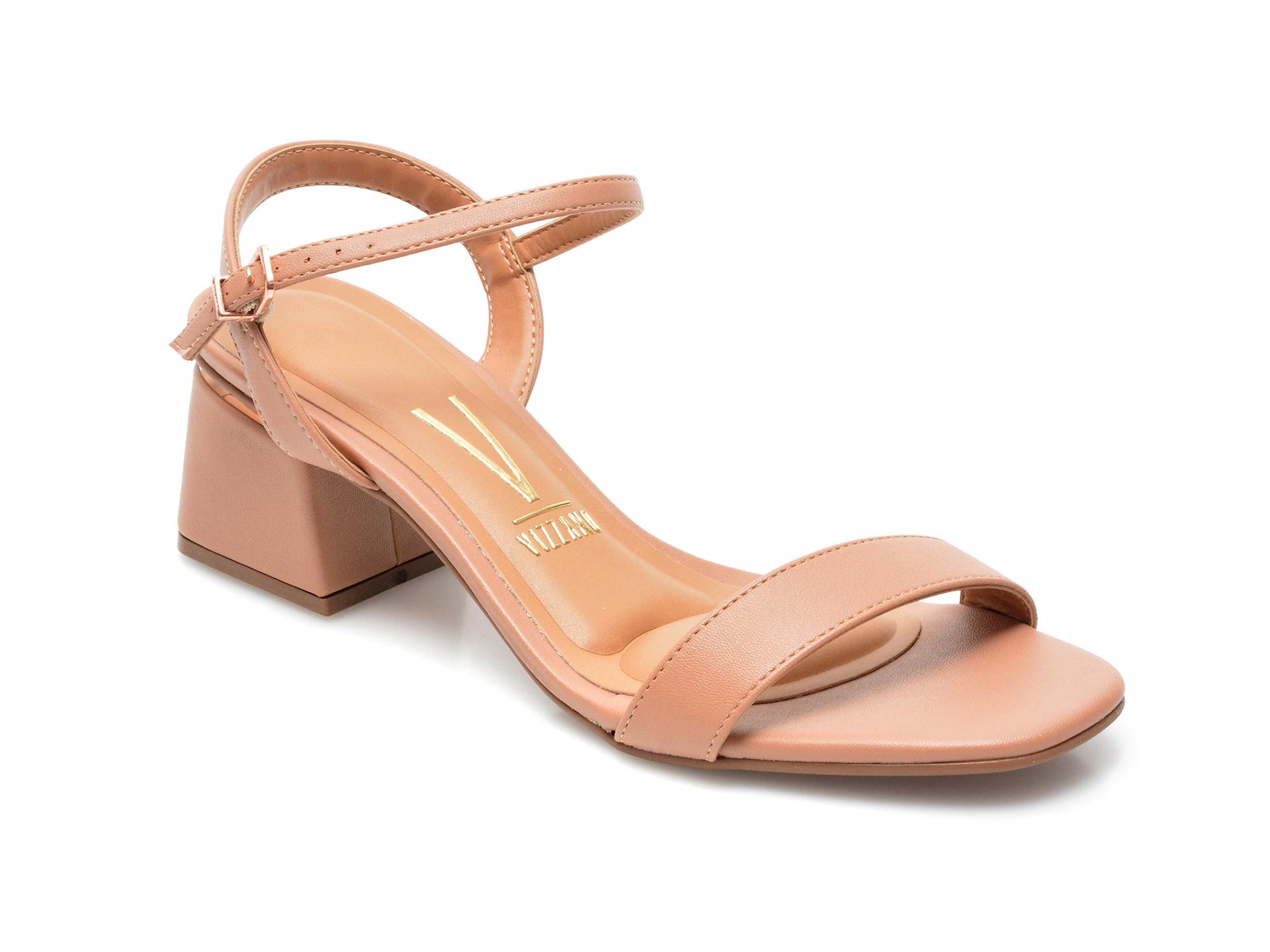 Sandale Vizzano Nude, 6428101, Din Piele Ecologica