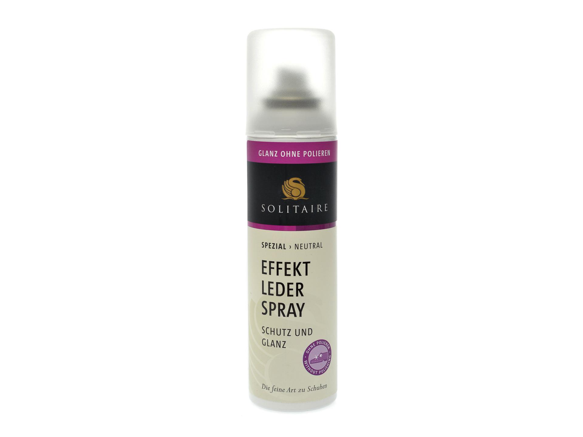Spray pentru piele neteda cu efect vintage, Solitaire imagine otter.ro 2021