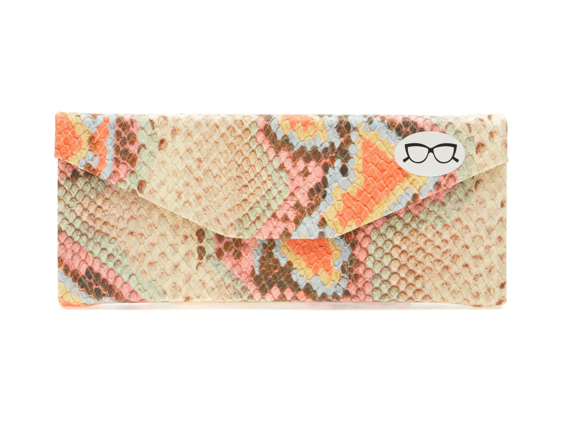 Toc ochelari ALDO multicolori, Oligodia963, din metal imagine