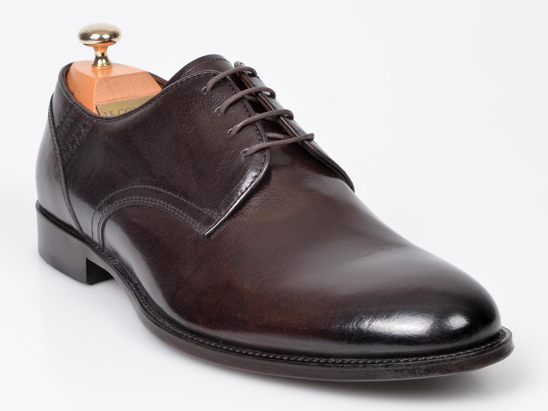 Pantofi Le Colonel Maro, 45248, Din Piele Naturala